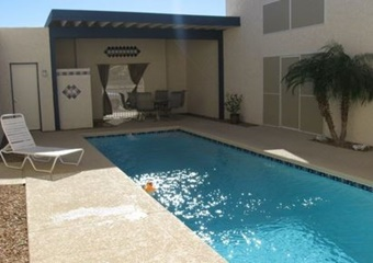 pet friendly vacation home for rent in lake havasu, az