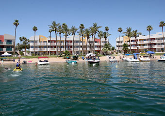 pet friendly hotel in lake havasu